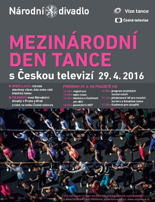 Mezinárodní den tance 2016
