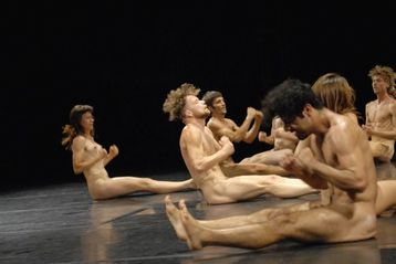 Provocation and Nudity or 4+4 Days in Motion Festival