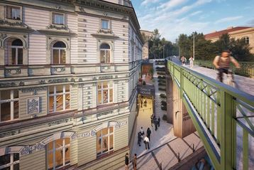 Former Žižkov Spa to become Dance House in five years