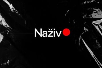 Cirk La Putyka, Jatka78 and HEAVEN'S GATE launch new TV channel NAŽIVO TV