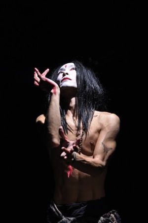 "Ken Mai and His Blessing Butoh for NoD's Birthday: ""In Helsinki, therapists wait in queues to attend my butoh lessons."""