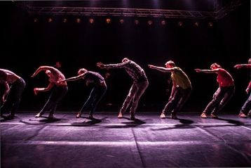 Successful start of the dance festival MOVE Fest Ostrava