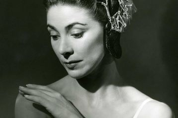 Margot Fonteyn. Foto: Roger Wood.