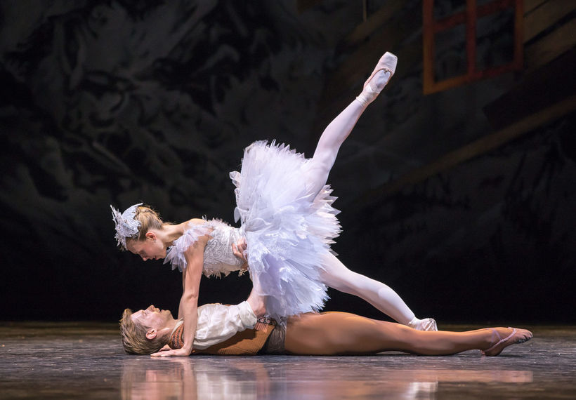 The Fairy's kiss (Andrew Peasgood, Constance Devernay). Foto: Andy Ross.