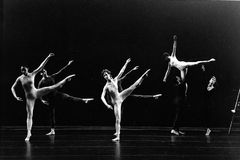 Cargo X (Merce Cunningham Dance Company), 1989. Foto: Jed Downhill.