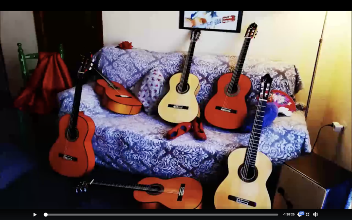 Flamenco De Sofa. Foto: Youtube.com.