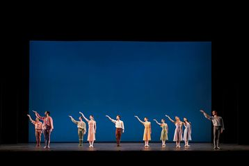 Dances at a Gathering. Foto: The Royal Ballet/ Bill Cooper.