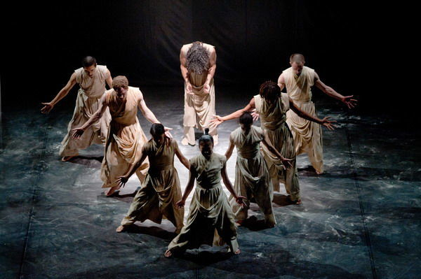 Akram Khan – Vertical Road