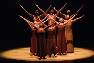 Revelations (Alvin Ailey Dance Company).