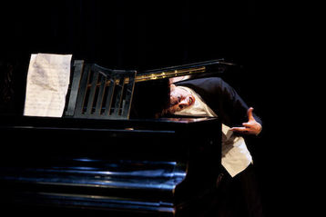 The Pianist (Thomas Monckton). Foto: Heli Sorjonen.